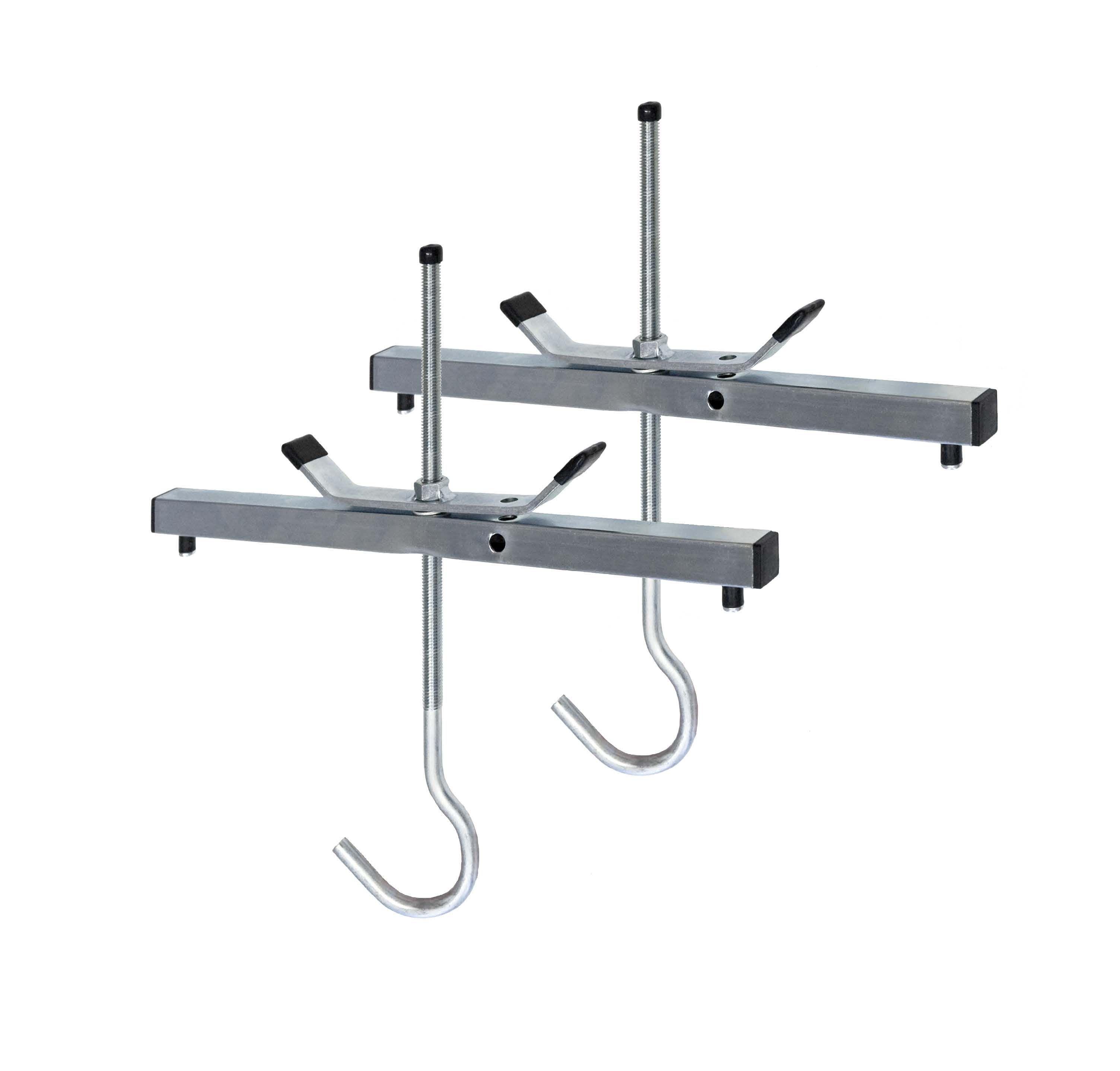 Ladder Roof Rack >> Mac Allister Ladder Roof Rack Clamp, (H)450mm | Departments | TradePoint