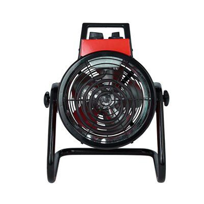Diy Usb Fan Heater: Electric 3000W Red Industrial Fan Heater
