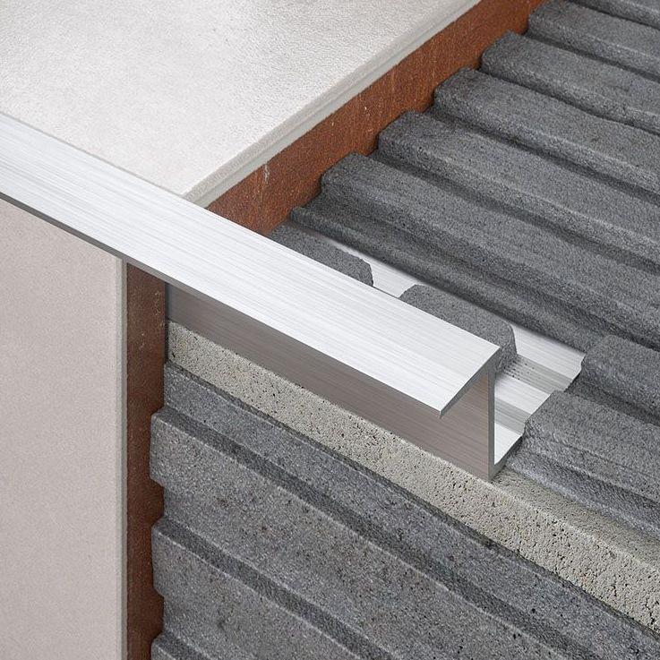 Tile Trims Aluminium Amp Plastic Tile Trims