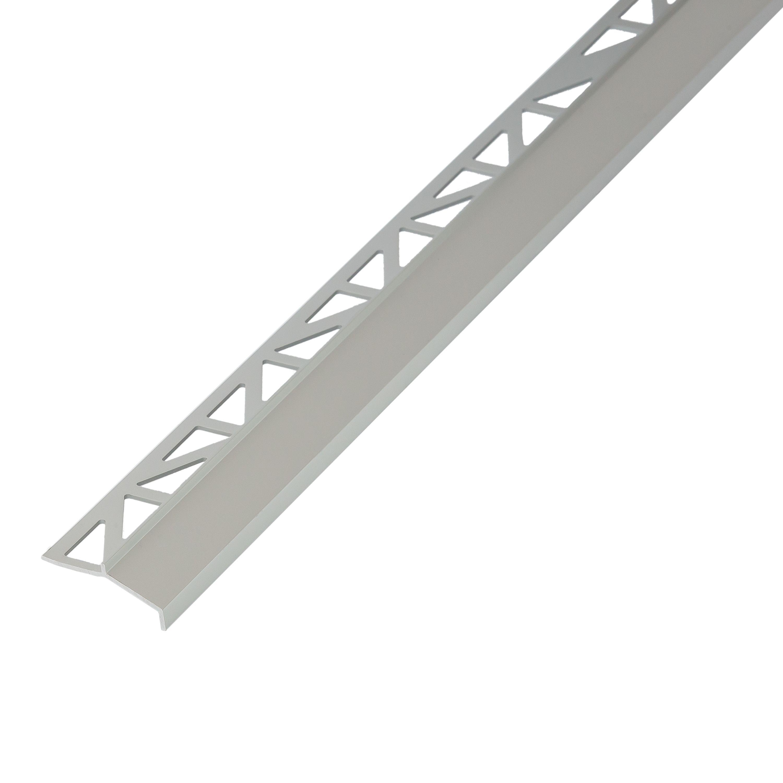 Diall Silver Aluminium Drip Edge Profile Departments