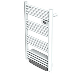 Blyss 1500W White Kita Electrical Towel Warmer with