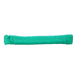 Diall Polypropylene Braided Rope 2.8mm x 2M