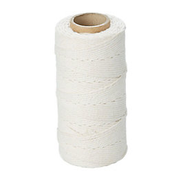 Diall Cotton Cotton Twine 1.2mm x 7.9M