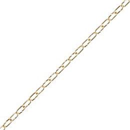 Diall Steel Signalling Chain 2mm x 2.5M