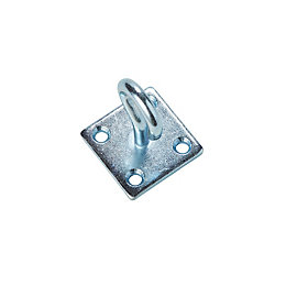 Diall Zinc Plated Steel Plate & Hook