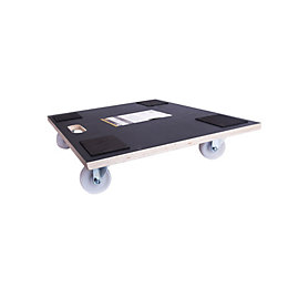 Diall Waterproof Dolly, (Max. Weight) 400kg