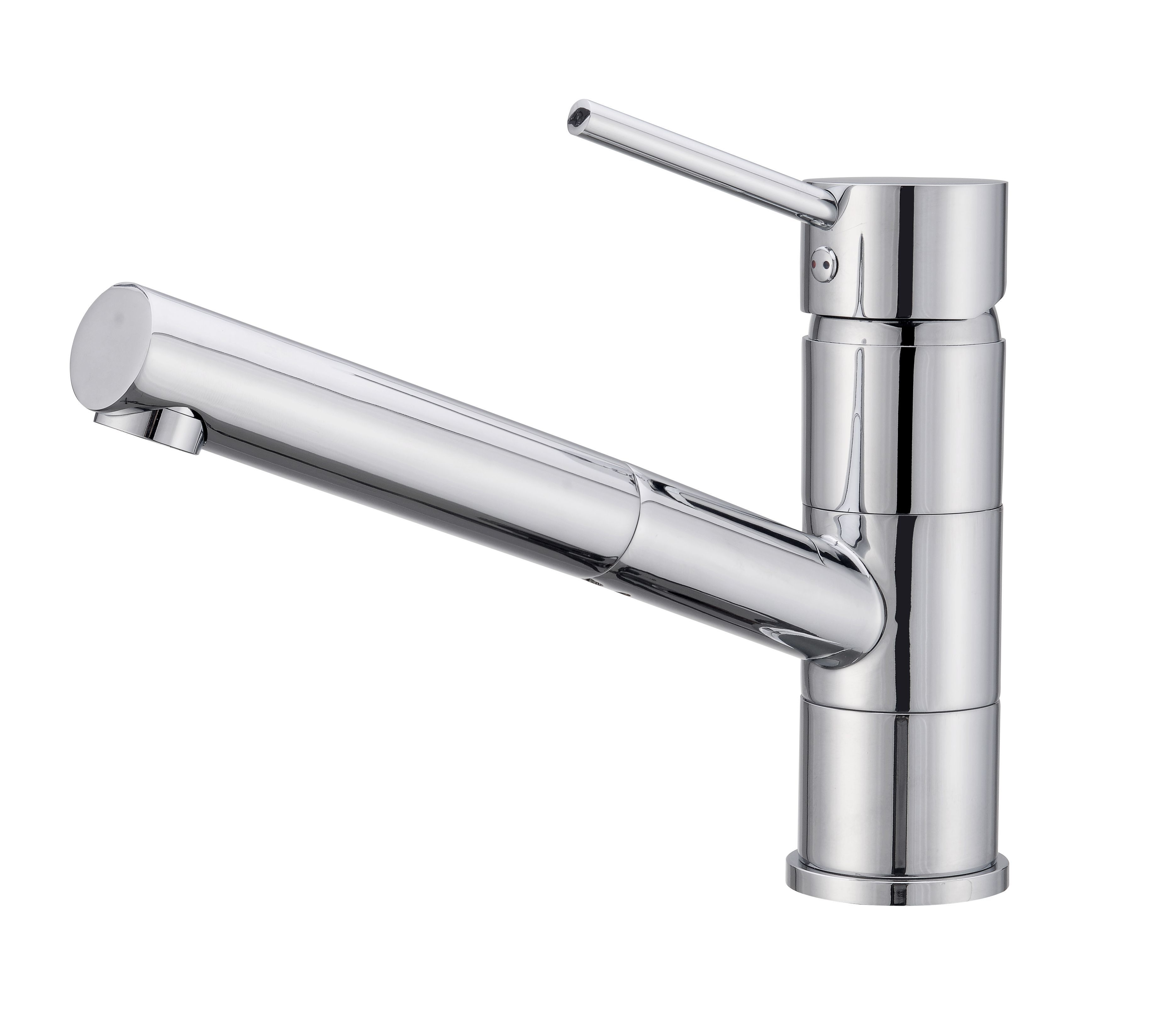 Cooke Amp Lewis Jonha Chrome Finish Kitchen Top Lever Tap