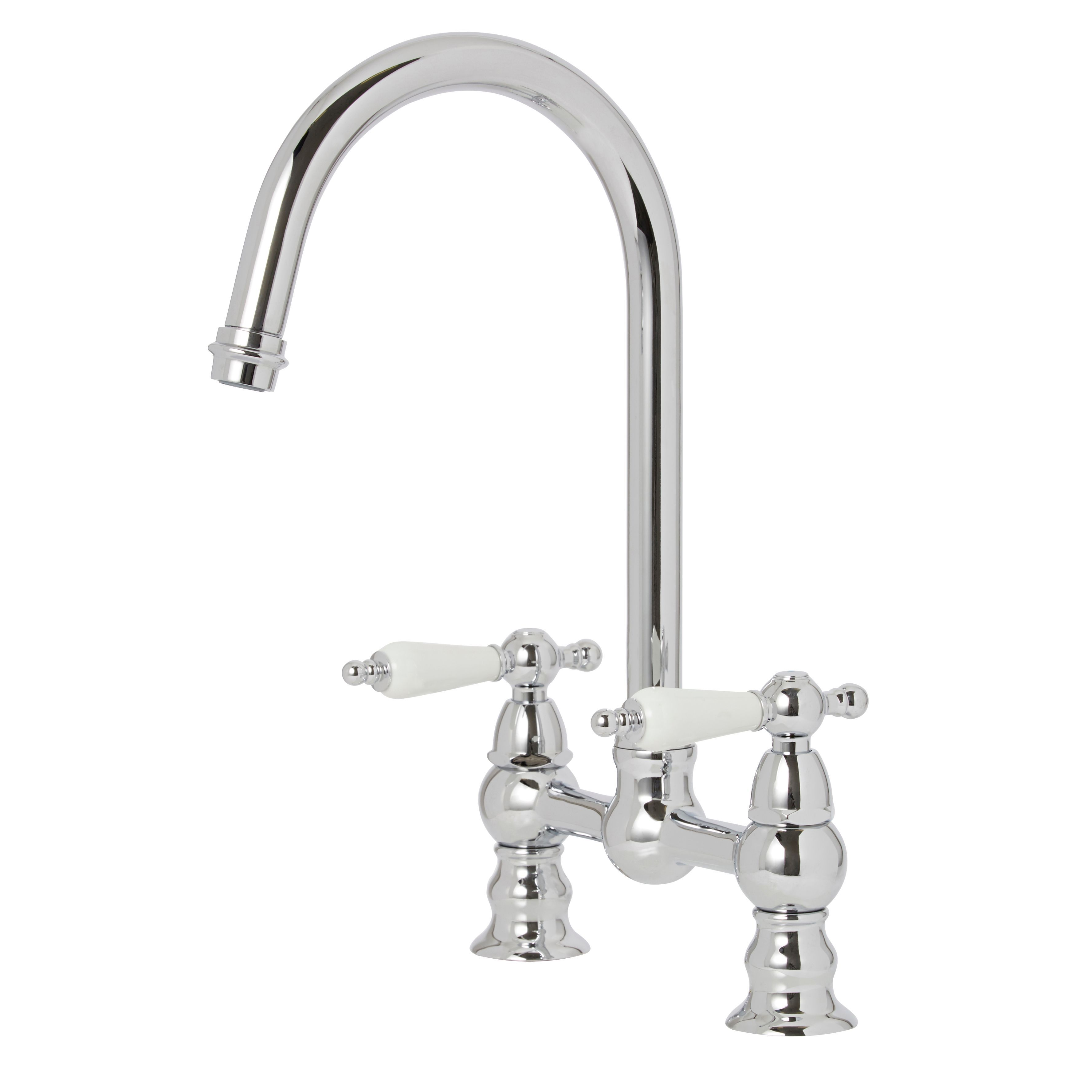 Bq Kitchen Bridge Tap