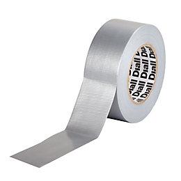 Diall Silver Gaffer tape (L)50m (W)50mm