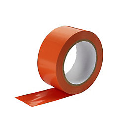 Diall Orange Repair Tape (L)33M (W)50mm