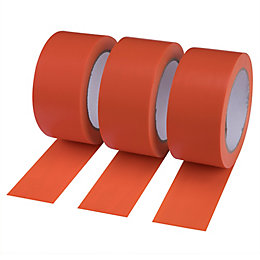 Diall Orange Repair tape (L)33m (W)50mm, Pack of