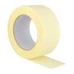 Diall Beige Masking Tape (L)25M (W)50mm
