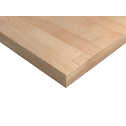 Cooke & Lewis Hartland Bathroom worktop, (W)455mm