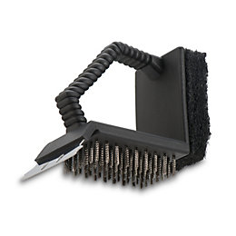 Blooma 3 In1 Grill Cleaning Brush