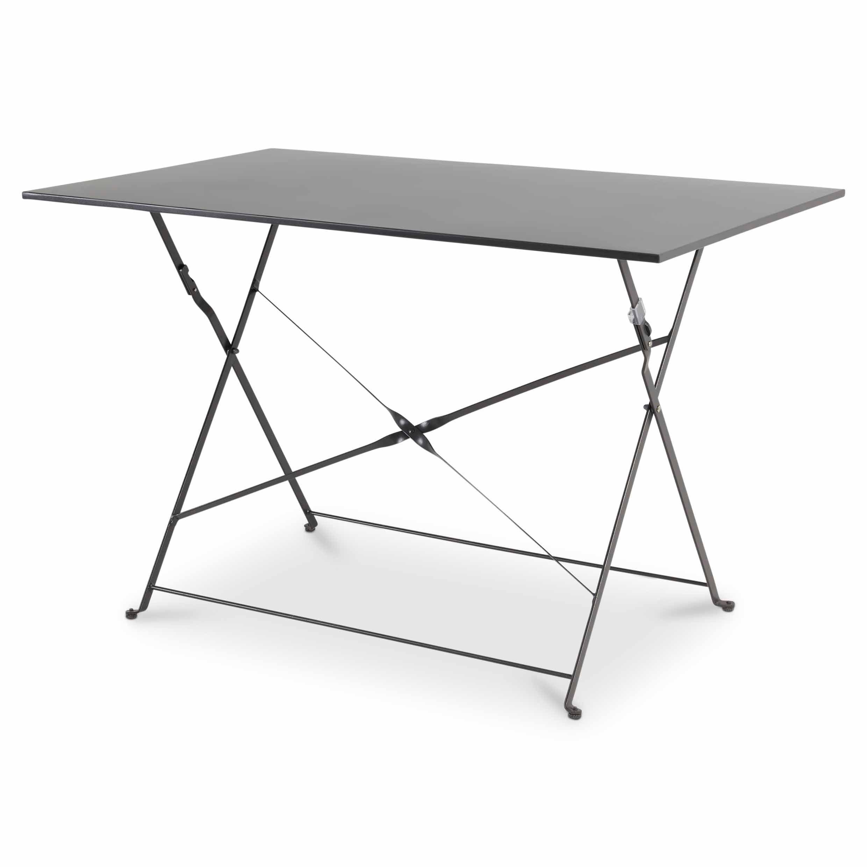 Saba Metal 4 Seater Dining Table
