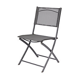 Saba Metal Bistro Chair