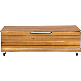 Denia Wooden Cushion Storage Box
