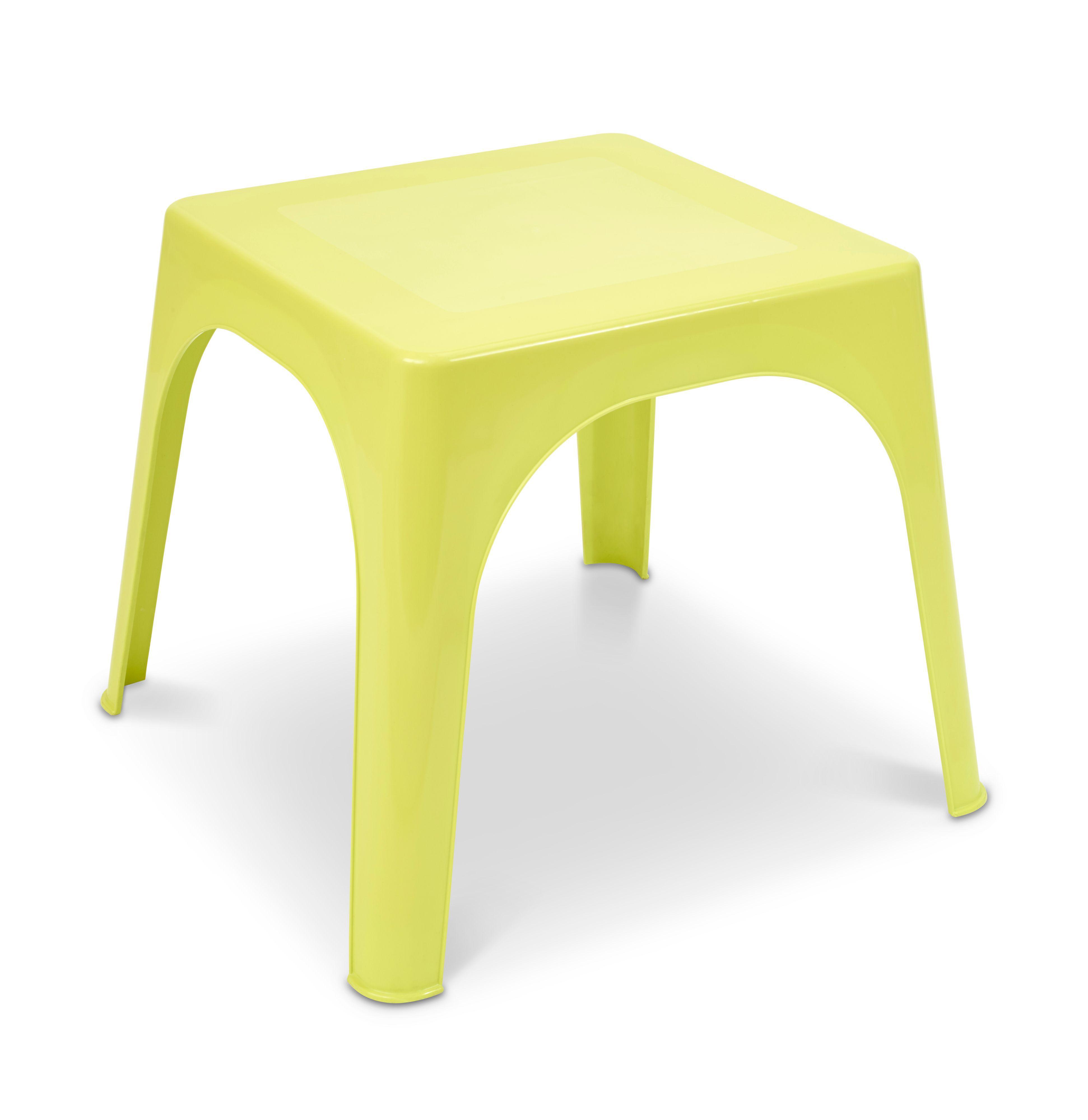 Noli Plastic 4 Seater Kids Table Departments Diy At B Amp Q