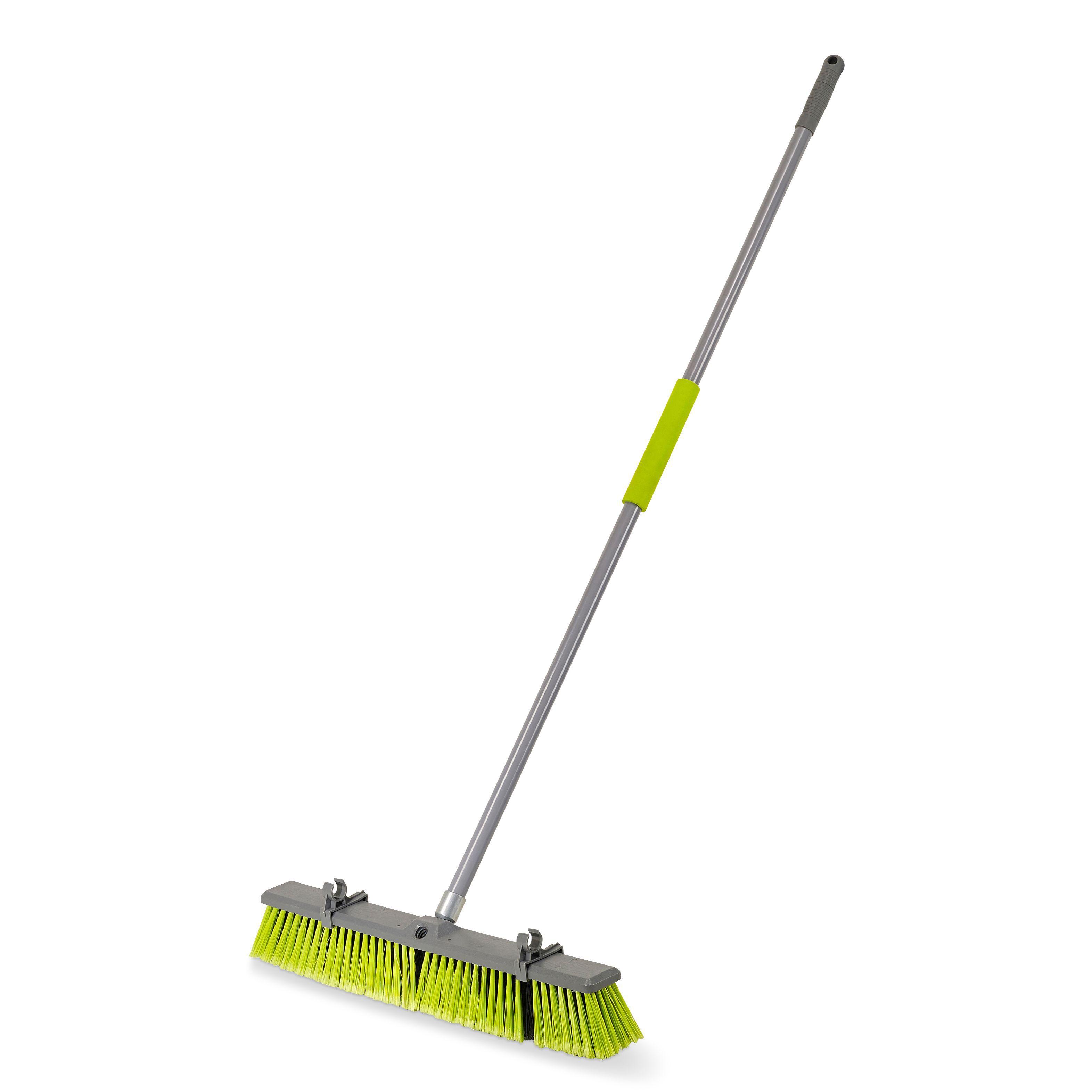 Verve Broom W 600mm Departments Diy At B Amp Q