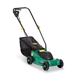 1000 320 mm Corded Rotary Lawnmower