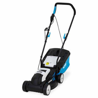 mac allister mlmp1200 corded rotary lawnmower. Black Bedroom Furniture Sets. Home Design Ideas