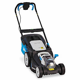 Mac Allister MLMP36BL- BARE Cordless Rotary Lawnmower
