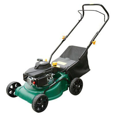 "B /& Q 6/"" Wheel /& Fittings Petrol Lawnmower Spares"