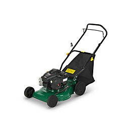 B&Q Petrol Lawnmower