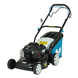 Mac Allister B&S 450E Self-Propelled Petrol Lawnmower