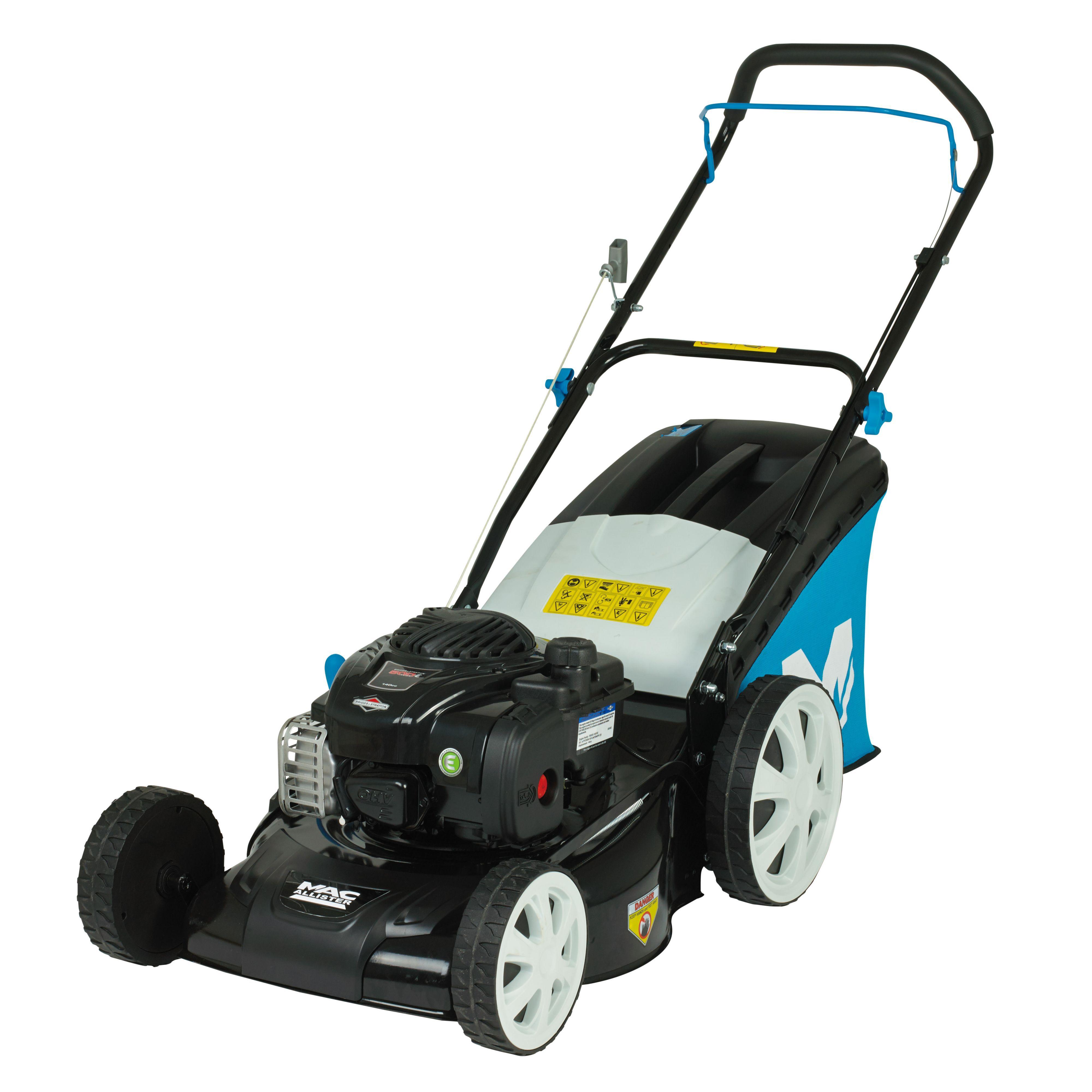 Mac Allister MLMP500HP46 Petrol Lawnmower