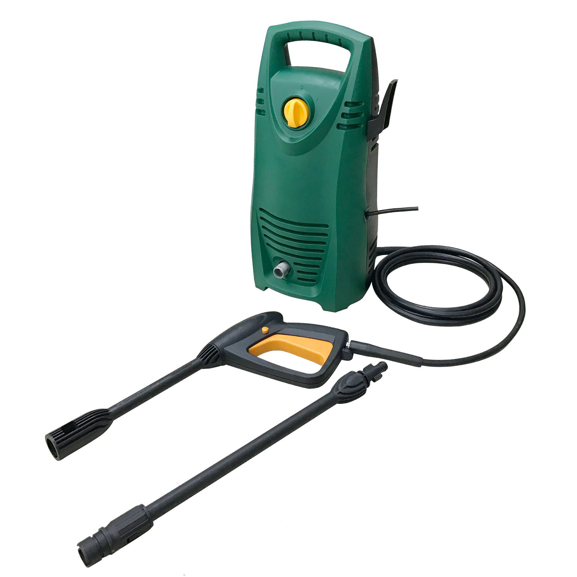 Pressure washer 1400 W | Departments | DIY at B&Q