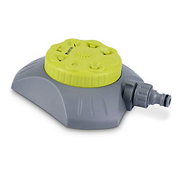 Verve Green & Grey 8 Function Sprinkler