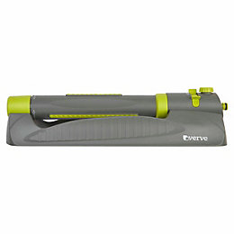 Verve Green & Grey Oscillating Sprinkler