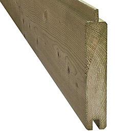 Blooma Neva Fence slat (W)1.79 m (H)0.13m