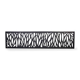 Blooma Neva Decorative 1/4 panel (W)1.79 m (H)0.44m