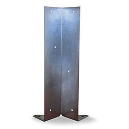 Blooma Steel Arris rail bracket (L)300mm (W)164mm