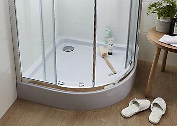 Lagan Quadrant Shower tray