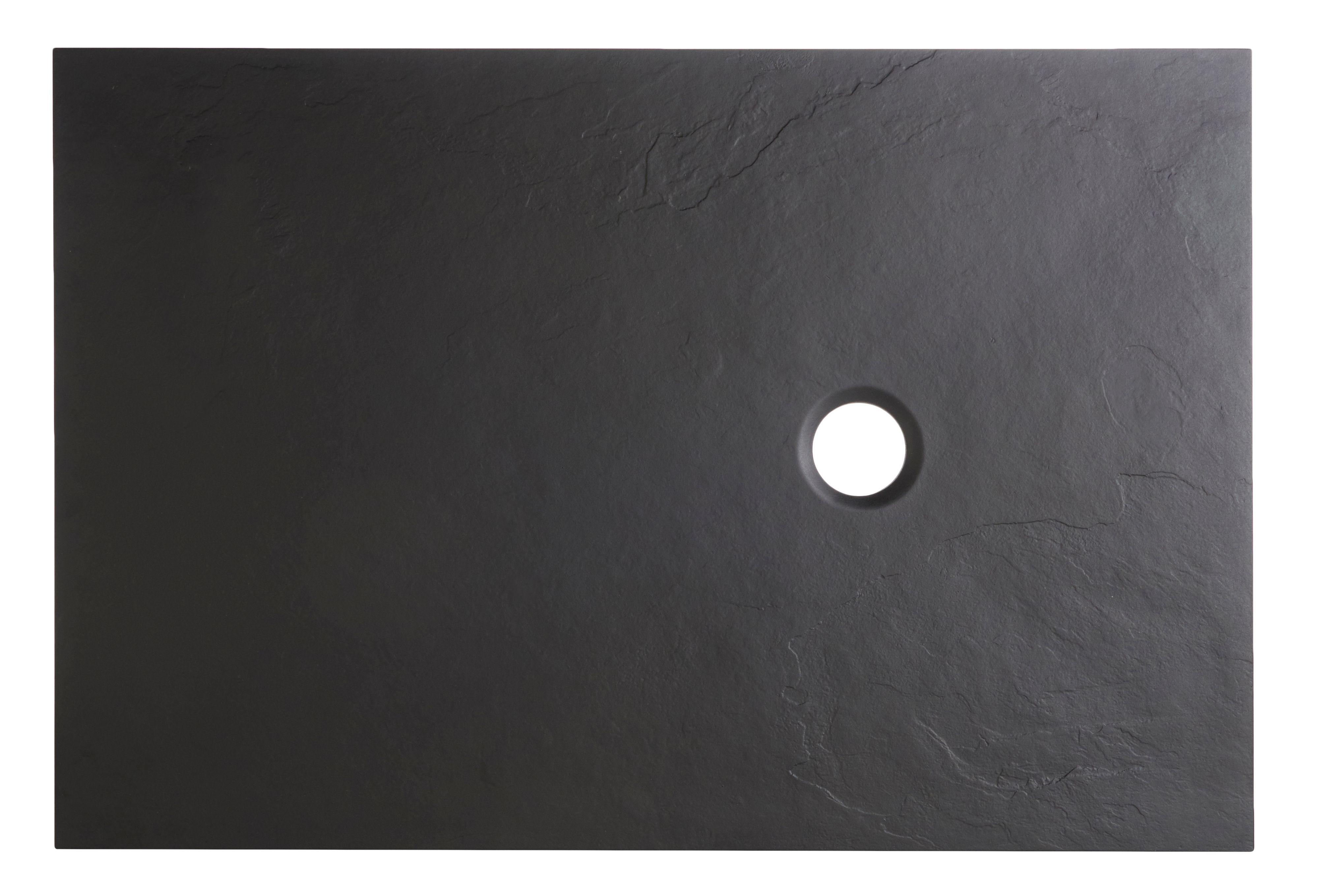 Cooke & Lewis Piro Rectangular Shower Tray (L)800mm (W)1200mm (D ...