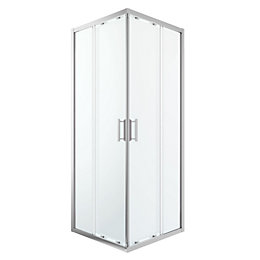 Cooke & Lewis Beloya Square Shower enclosure with