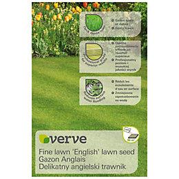 Verve Fine English Lawn Seed 1.5kg