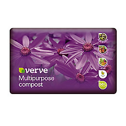 Verve Multipurpose Compost 50L