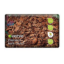 Verve Premium decorative garden mulch 50L