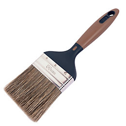 Diall Timbercare Paint brush (W)3.1""