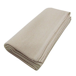 Diall Cotton Staircase Dust Sheet (L)7.31M (W) 0.91