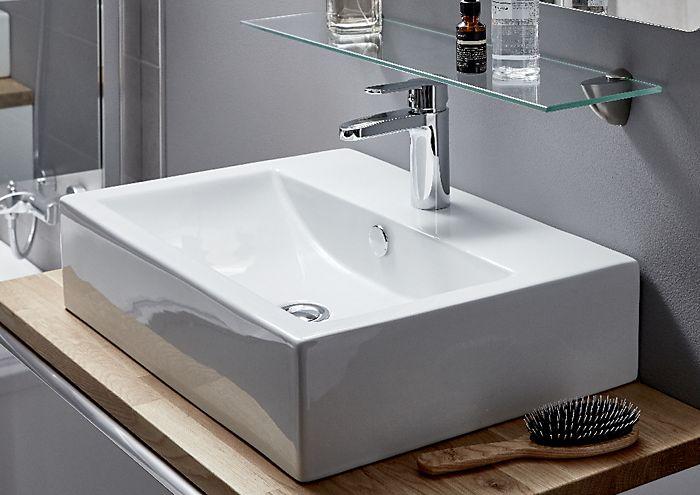 How to unblock a bathroom basin