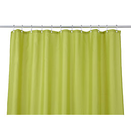Cooke & Lewis Diani Bamboo Shower Curtain (L)1800