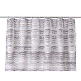 Cooke & Lewis Amaradia Multicolour Dots Shower Curtain