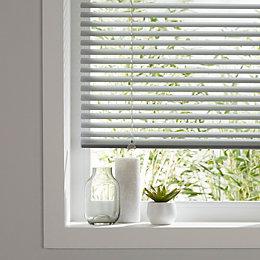 Colours Studio Grey Venetian blind (W)60 cm (L)180