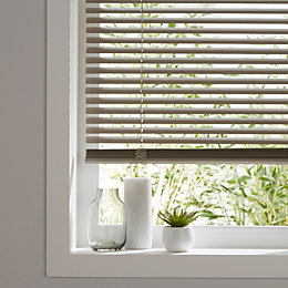 Colours Studio Linen Venetian blind (W)120 cm (L)180
