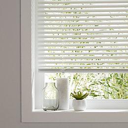 Colours Studio White Venetian Blind (W)45 cm (L)180